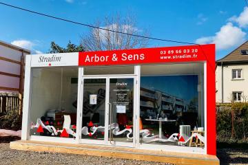 Bureau de vente du programme Arbor&Sens