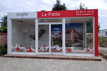 Bureau de vente du programme Le Patio