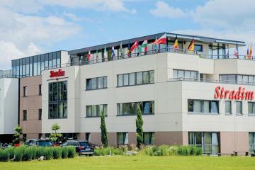 Bureau de vente du programme Villa Europa