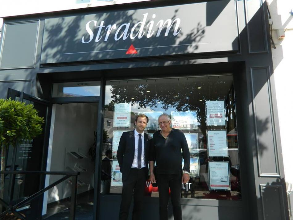 Stradim inaugure sa nouvelle agence à Melun