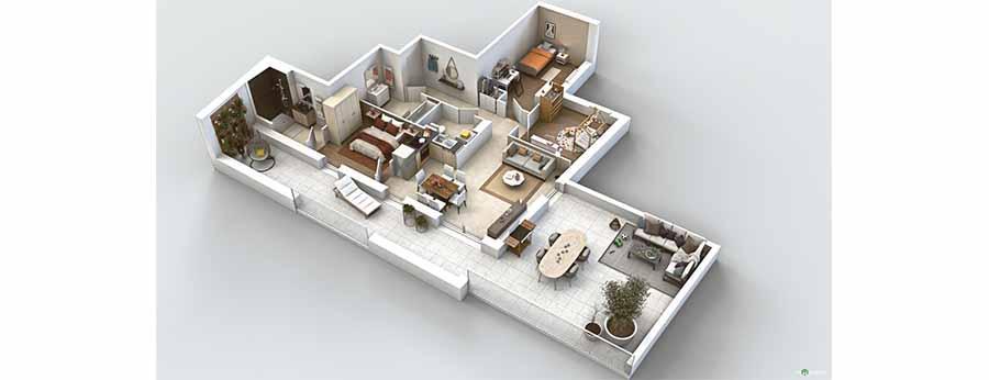 Programme Immobilier Brou-sur-Chantereine