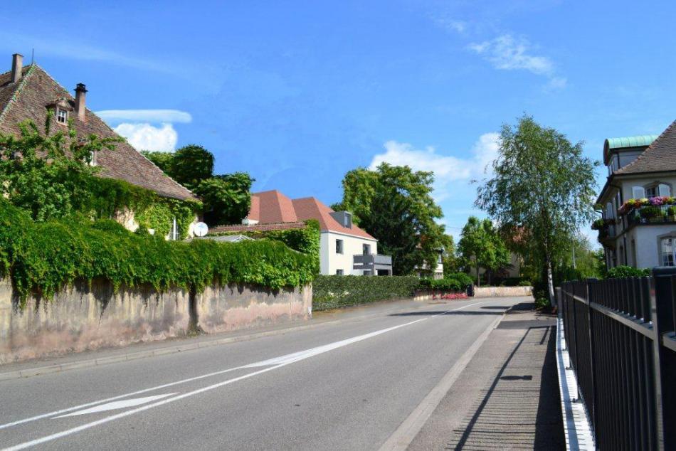 Les Terrasses de l'Etoile à Benfeld