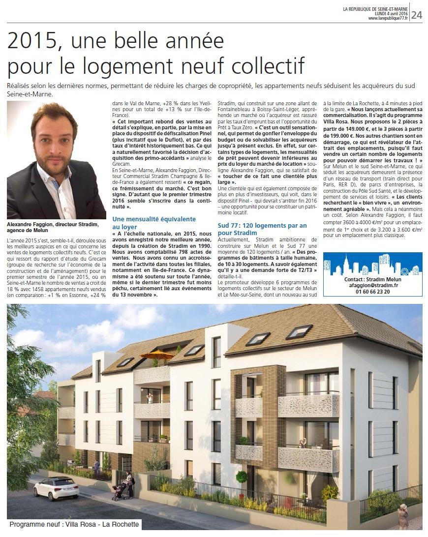 Interview Alexandre Faggion République Seine et Marne