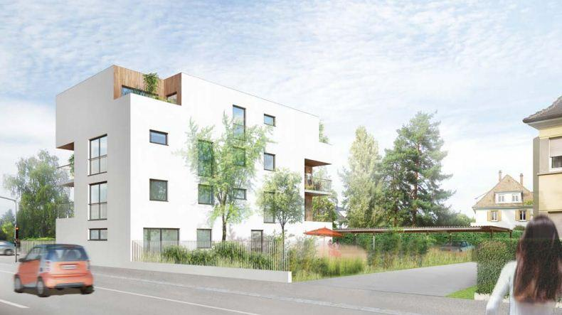 Villa Caducée à Illkirch
