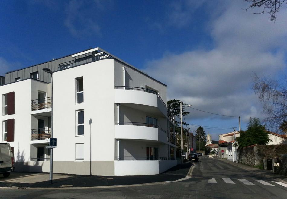 Villa Quintefeuille à Bouaye