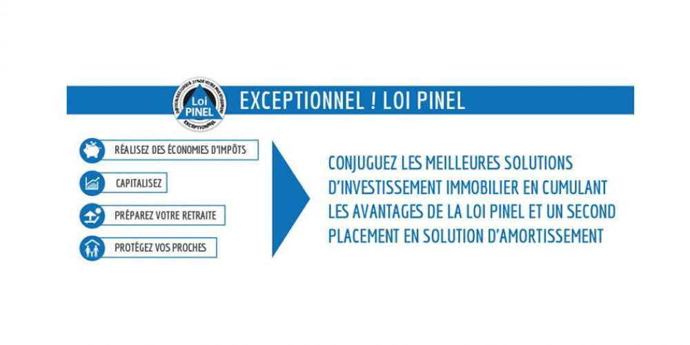 Exceptionnel Loi Pinel - Stradim