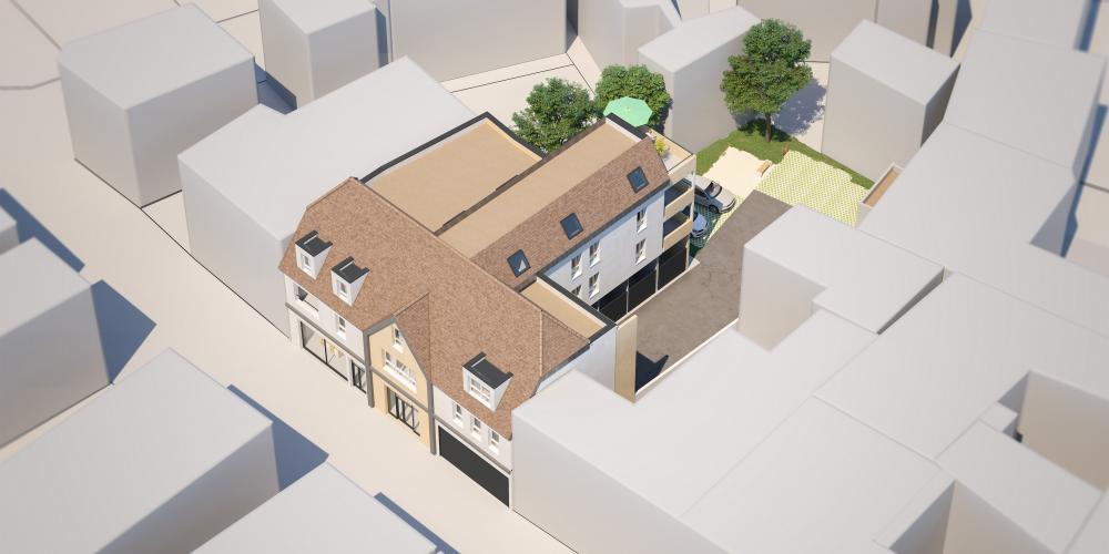 plan-masse-centre-villa-brumath-appartement-neuf