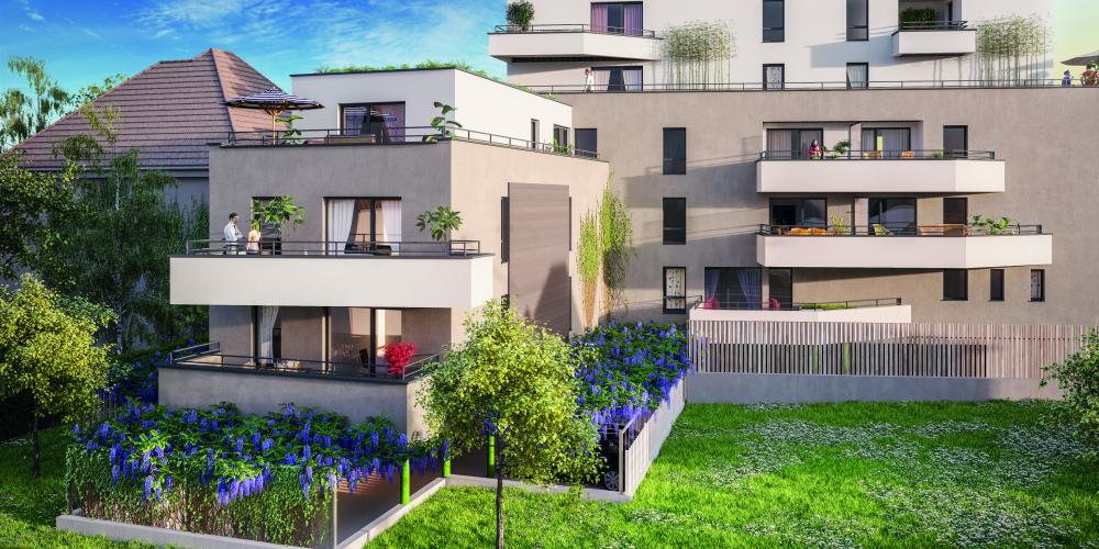 Résidence Villa Azur - Illkirch-Graffenstaden