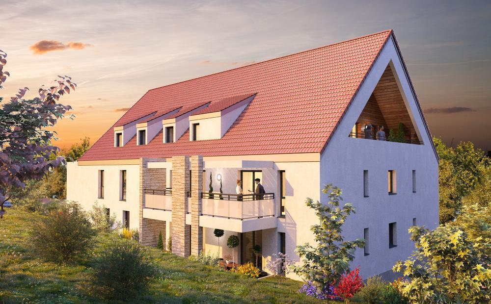 Les Villas du Bischenberg à Bischoffsheim
