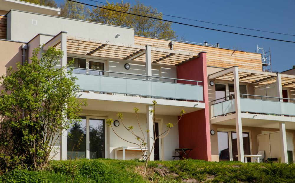 Stradim Les Terrasses d'Aspen Programme immobilier neuf à Mutzig