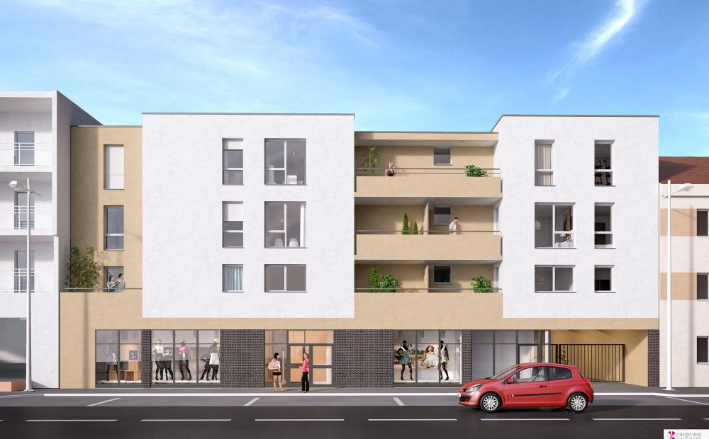 Le Transat - Programme immobilier neuf St Brévin les Pins