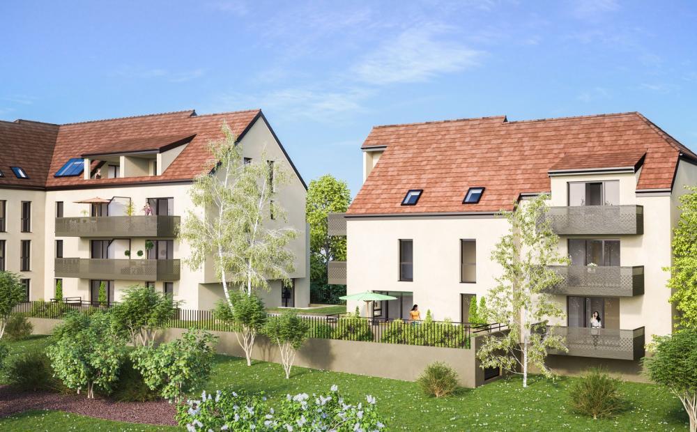 Les Terrasses du Centre à Haguenau