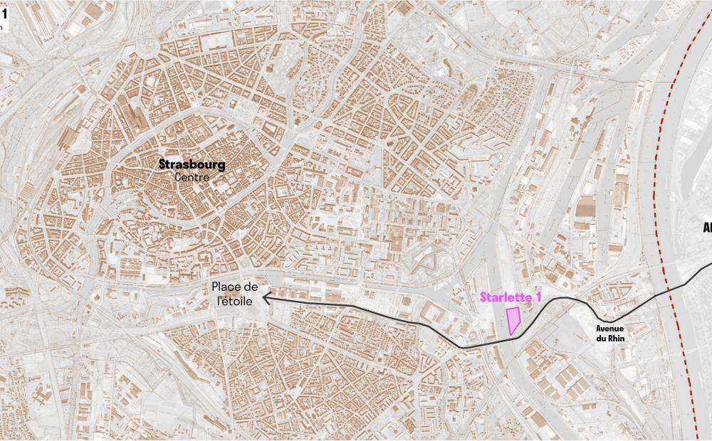 apaprtement-neuf-strasbourg-starlette-stradim-situation