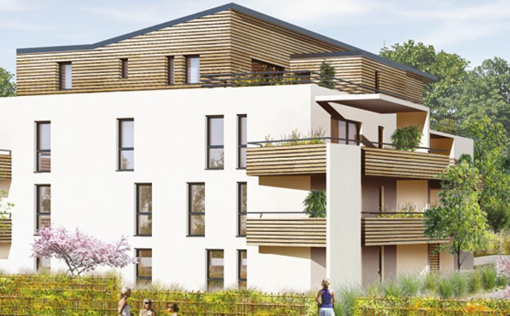 Programme immobilier appartement neuf strasbourg stradim for Garage strasbourg neudorf