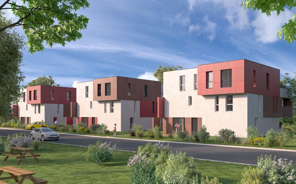 Villa Sylva - Programme immobilier neuf à Marienthal