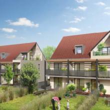 La Villa du Centre Programme immobilier neuf Stradim à Benfeld