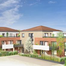 Le Clos du Petit Barry - Programme immobilier neuf à Cugnaux
