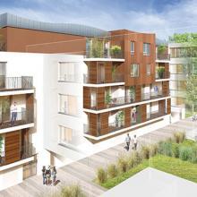 Les Terrasses du Lac - Programme immobilier neuf  à Strasbourg