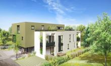 Quattro Verde - Programme immobilier neuf Stradim à Brumath
