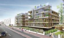 Stradim - L'Avenue - Programme immobilier neuf à Strasbourg