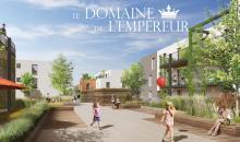 Stradim Programme immobilier neuf Le Domaine de l'Empereur à Haguenau