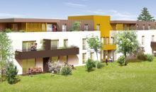 Stradim Les Jardins du Centre Programme immobilier neuf à Richwiller