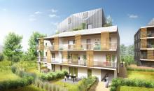 Le 223 - Programme immobilier Neuf Stradim Strasbourg Montagne-Verte