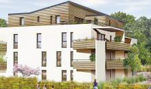 Les Jardins du Neudorf à Strasbourg - Programme immobilier neuf Stradim
