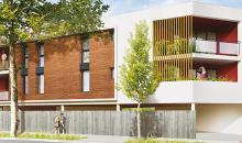 Coeur de Ville appartements neufs Stradim Toulouse